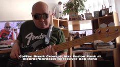 Coffee Break Grooves Jazz Fusion Funk #1 HD720 m2 Ricardo Nardocci Bassc...