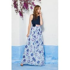 Maggie Sweet Vestido Romina Azul