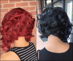 Looking for the latest bob hairstyles of this season? Here we have rounded up images of Best Bob Haircuts that can be. Dope Hairstyles, 2015 Hairstyles, Curly Bob Hairstyles, Short Hairstyles For Women, Curly Hair Styles, Natural Hair Styles, Black Hairstyles, Gorgeous Hairstyles, Best Bob Haircuts