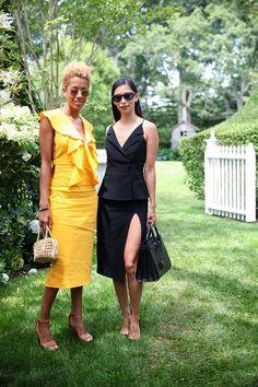 Carly Cushnie and Michelle Ochs