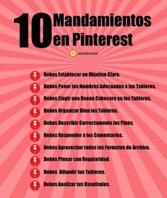 Pinterest #NewContTips