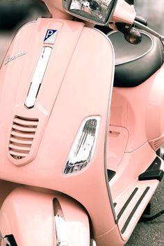 pink vespa. NEED
