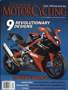 66 best motorcycles are everywhere images on pinterest comic ultimate motorcycling magazine revolutionary designs factory exotica riding fandeluxe Gallery