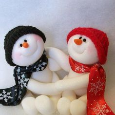 You are my BFF snowman ornament couple.