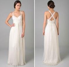 Good beach wedding dress