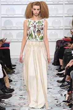 Неделя высокой моды в Париже: Schiaparelli весна-лето 2016 (Интернет-журнал ETODAY)