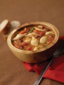 Maria's Minestrone Soup | SheKnows Food & Recipies