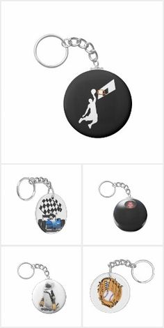 Magnets, Keyrings and pinback buttons with the sports fan in mind! #Sports4you #gravityx9 -
