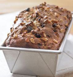 Walnut–Chocolate Chip Banana Bread
