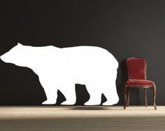 Bear Wall Decal