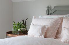 Humphrey Munson, Luxury Linens, Bed Linen Design, Tablecloths, Interior Design Inspiration, Linen Bedding, Lotus, Bed Pillows, Pillow Cases
