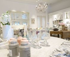 Rachel Ashwell shabby chic Couture store Japan.