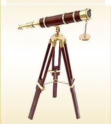 Telescopes & Binocular: I think everyone should have one of those; perhaps the very telescopic farther one. What a ultimate dreaming machine!! Could see the stars and the universe all night long!!!