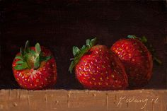 Youqing (Eugene) Wang | OIL | Strawberry