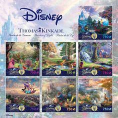 Ceaco Thomas Kinkade Disney Puzzle Sweepstakes