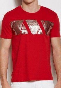 Camiseta Armani Exchange AX1471 Camiseta Armani Exchange, Tee Shirts, Tees, Emporio Armani, Lacoste, Tommy Hilfiger, Calvin Klein, Men's Fashion, Ralph Lauren