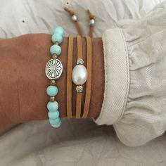 boho bracelet beachcomber bohemian jewelry