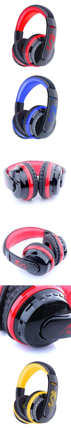 Genuine MX666 Bluetooth Headphones Stereo HIFI Wireless Earphones Bests Gaming Headset With Microphone For Xiaomi Lenovo iPhone