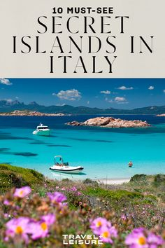 Dreamy beaches, delicious food, stellar snorkeling, and much more await.#italy #europe