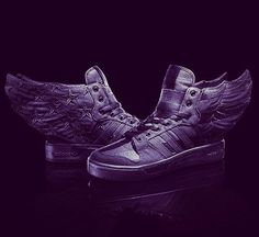 100% authentic 5a8b0 9dc61 JS WINGS 2.0 Black Jeremy Scott Adidas, Sneakers Sketch, Adidas Official,  Sneaker Games