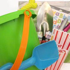 Teacher Gifts: Theme Baskets on a Budget