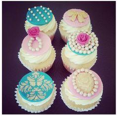 Vintage cakes mini