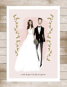 Wedding Stationery #fashionsketch #weddinginvitation #invitation #weddingillustration