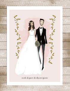 Wedding Stationery #fashionsketch #weddinginvitation #invitation #weddingillustration