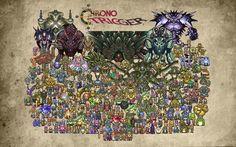 Chrono Trigger Tribute – Soundtrack, Photo Gallery
