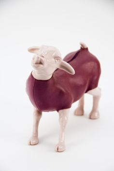 Dolly | Contemporary artist [Adam ULEN] | Adam ULEN Piggy Bank, Contemporary Artists, Money Bank
