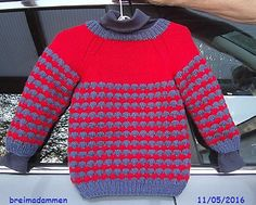 Truitje in de Dip Stitch pattern by de breimadammen
