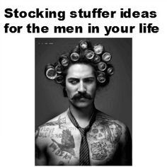 50 Stocking Stuffers for Men! These are really cute and helpful!