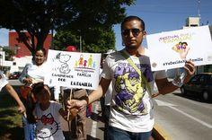 Marcha en pro de la familia no atenta contra la comunidad gay: iglesia