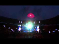 Six videos from Muse concert in Rome