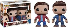 Supernatural - Sam and Dean Pop! Vinyl Figure 2-Pack by Funko