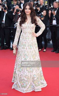 Aishwarya Rai attends the Premiere of 'Blood Ties' at The 66th Annual Cannes Film Festival on May 20, 2013 in Cannes, France.