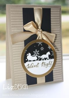 Stampin' Up! Sleigh Ride edgelits