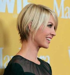 cropped+bob | 20 New Short Cropped Haircuts | The Best Short Hairstyles for Women ...