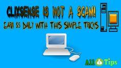 Clixsense scam revew complaints copy