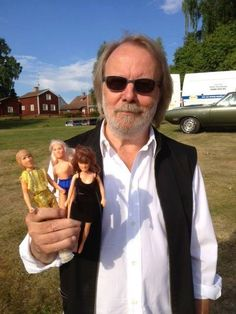 Abba Benny - slightly worn but dignified and not too old for dolls