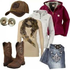 country girl outfits - Buscar con Google