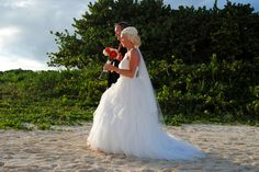 #WW #beautiful #bride at the #beach