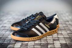 "adidas Originals Hamburg ""Made in Germany"" Navy"