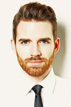 Good Looking Ginger Men Hot Ginger Men, Ginger Beard, Ginger Hair, Ginger Guys, Handsome Bearded Men, Hairy Men, Moustaches, Red Hair Men, Redhead Men