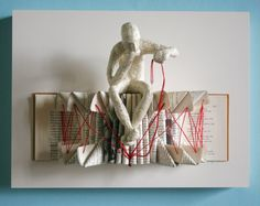 Check out the deal on Thinker with Needle (Original Sculpture) at Eco First Art