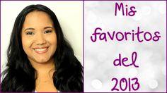 Favoritos del 2013, cuidado facial y maquillaje - KATHY GAMEZ