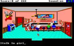 Leisure Suit Larry (Commodore Amiga)