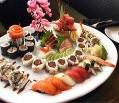 Sushi Special from Gekko Sushi in Atlanta.