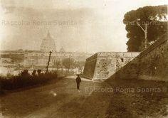 Roma Sparita - Viale delle Mura Aurelie