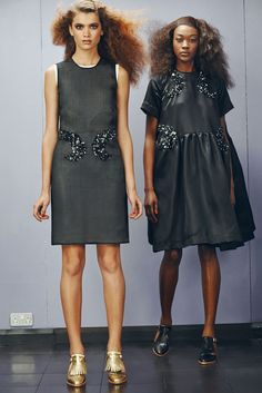 Peter Jensen RTW Spring 2014 - London Fashion Week